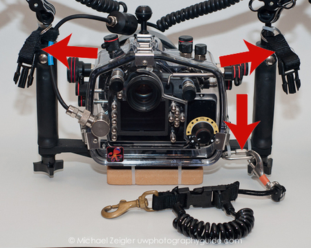 Shore diving with a dSLR underwater camera|Underwater Photography Guide | Indigo Scuba | Scoop.it