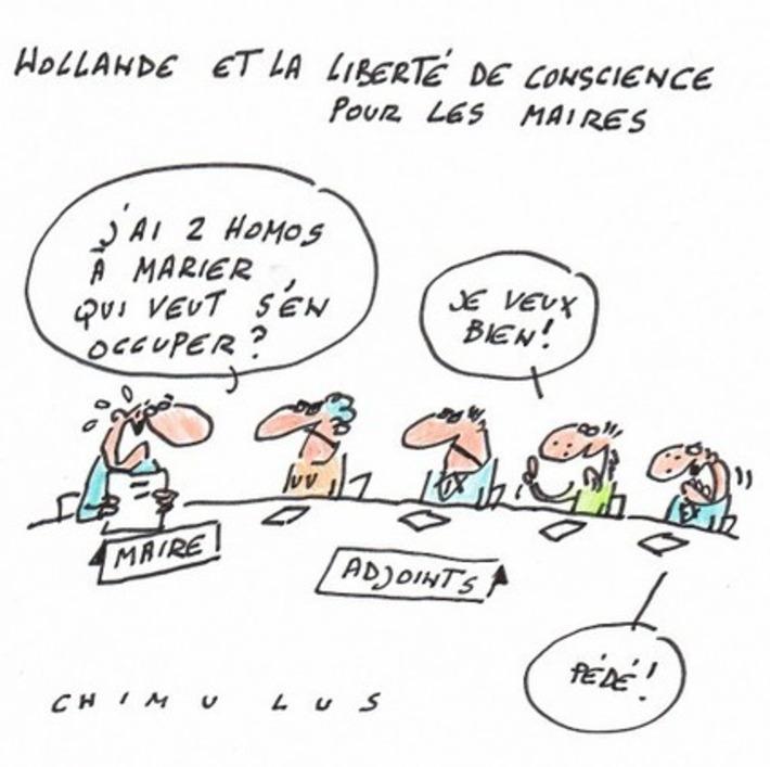 Mariage homosexuel | Baie d'humour | Scoop.it