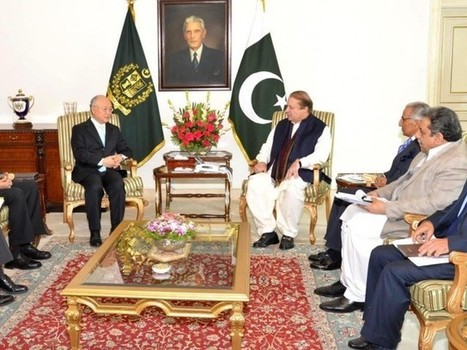 Pakistan's nuclear programme for civil energy purposes, says Nawaz | AfPak Commentary | Scoop.it