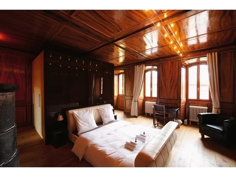Le brillant réveil du bed and breakfast | Chambres d'hôtes et Hôtels indépendants | Scoop.it
