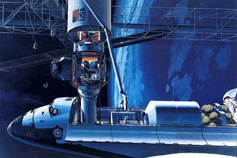 space station   VIM   Scoop.it