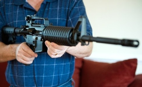 By the Time Armed Thug Saw Quick-Thinking Homeowner Crouching and Holding an AR-15, It Was Too Late | Criminal Justice in America | Scoop.it