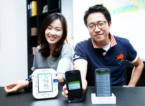 Samsung launches S Health services: Monitors weight, blood sugar and graphs it all | Web Intantané | Scoop.it