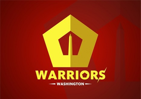 Web contest highlights 1887 possible new logos for Washington's pro football team - Washington Post | HotRodLogos.com | Scoop.it