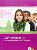 DaF kompakt A1 : Deutsch als Fremdsprache für Erwachsene : Kurs- und Übungsbuch mit 2 Audio-CDs | Language and Literature | Scoop.it