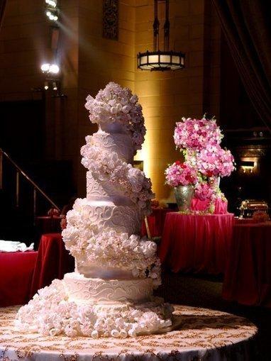 Ivory Round Multi Shape   CLASSIC MULTISHAPE WEDDING CAKES   Scoop.it