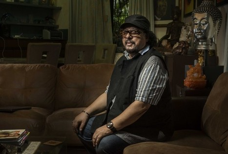 ARTICLE : The Big Story: Talking to Louiz Banks | Music and traditions | Scoop.it