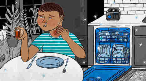 Kids, Allergies And A Possible Downside To Squeaky Clean Dishes | What Young Children Really Need | Scoop.it
