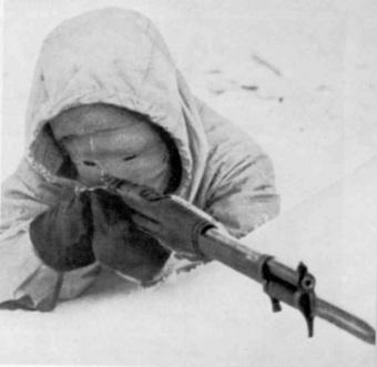 Simo Häyhä, el mejor francotirador de la historia | GRANDES BATALLAS DE LA HISTORIA | Segunda Guerra Mundial | Scoop.it