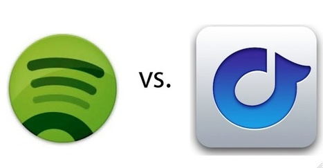 The Ultimate Streaming Music Service: Just Merge Rdio And Spotify | Music business | Scoop.it