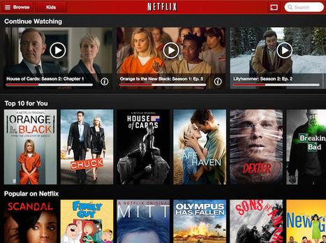 Netflix Will Shut Down Public API Support For Third-Party Developers On November 14 | TechCrunch | Big Media (En & Fr) | Scoop.it
