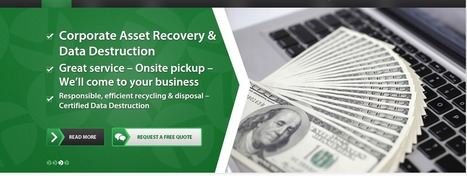 Asset Recovery | LCD Screen Replacement Amesbury | Scoop.it
