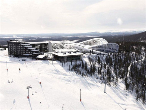 Ski Resort in Finland by Bjarke Ingels' BIG | Finland | Scoop.it
