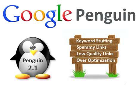 What Penguin 2.1 Means For Your Website? | SEO Services | Scoop.it