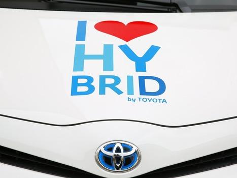 Le marché du véhicule hybride rechargeable en progression | Assurance temporaire auto | Scoop.it