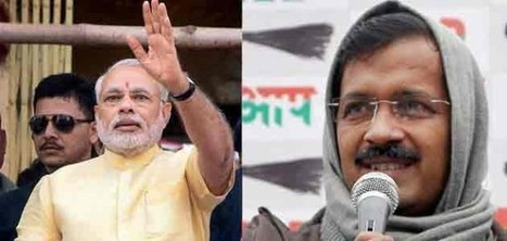 Kejriwal's letter to PM Modi on gas prices   Politics and Elections in India   Scoop.it