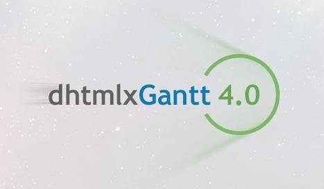 Announcing Upcoming dhtmlxGantt 4.0 - Big Major Update   DHTMLX JavaScript UI Library   Scoop.it