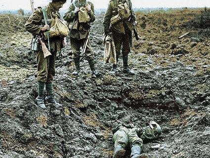 La primera guerra mundial Imágenes explicadas | Sociales Tema 8  Diego Patricio Caamaño 4ºB | Scoop.it