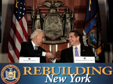 Cuomo, Joined by Biden, Details Disaster Aid Plans   Preezly.com   Preezly   Scoop.it