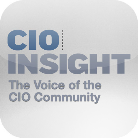 BYOD Finds Fans in IT - CIO Insight | Do the Enterprise 2.0! | Scoop.it