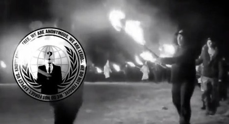 Anonymous Takes The Hoods Off The KKK After Threats Of 'Lethal Force' On Ferguson Protesters | World Intel | Scoop.it