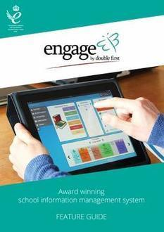 Independent school software - Double First Engage school management information system | The DigiTeacher | Scoop.it