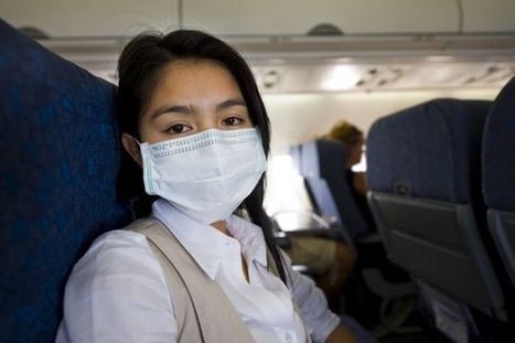 Where Germs Lurk on Airplanes—and 10 Ways to Keep from Getting Sick | Renegade Health | CALS in the News | Scoop.it