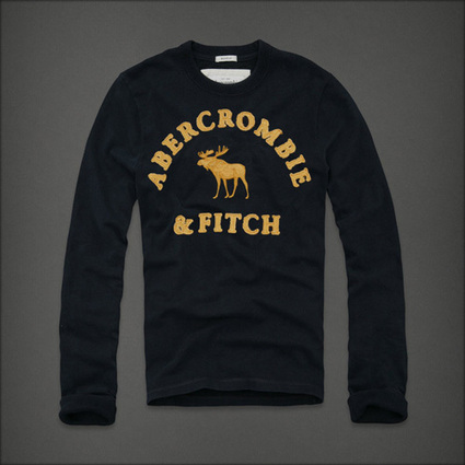 Abercrombie & Fitch Outlet Mens Long Tees UK Sale | Abercrombie and Fitch | Scoop.it