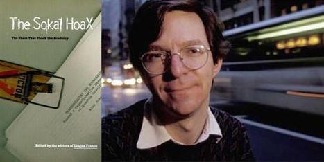 Impostores y posmodernos: el caso Sokal - Naukas | Educacion, ecologia y TIC | Scoop.it