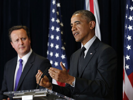 Did the British Government ask Barack Obama to speak out against Scottish independence? | Scottish Independence: A Better Future. | Scoop.it