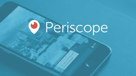 Periscope :  les marques sont-elles faites pour le live? | Animateur de communauté | Scoop.it