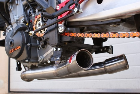KTM LC4 Racer - Grease n Gasoline | orientation | Scoop.it