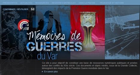 Mémoires de guerres du Var   Nos Racines   Scoop.it