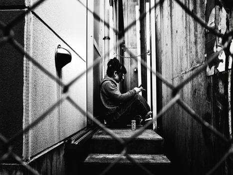 Tokyo in B&W by Tatsuo Suzuki | Urban Decay Photography | Scoop.it