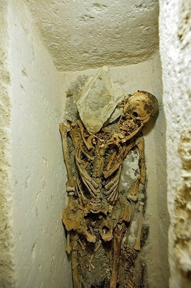 Egyptian's: Old Kingdom Official Found | Collapse of Ancient Egypt (The Old Kingdom) | Scoop.it