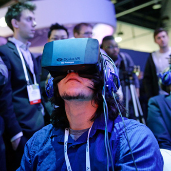 What Zuckerberg Sees in Oculus Rift - MIT Technology Review | Small Business Development | Scoop.it