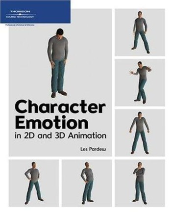 Character Emotion in 2D and 3D Animation book - Ouka   Machinimania   Scoop.it