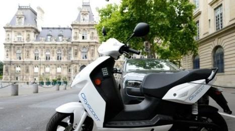 Scooters électriques à Paris avecbatteries fournies par Easyli #Châtellerault | Chatellerault, secouez-moi, secouez-moi! | Scoop.it