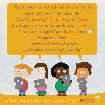 ELE para niños | social learning 2.0 | Scoop.it
