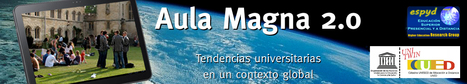 (CUED): Nace un nuevo Blog: Aula Magna 2.0 | Educación a Distancia y TIC | Scoop.it