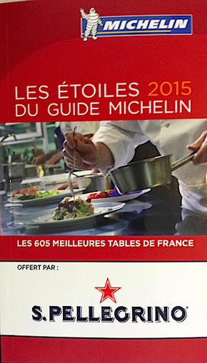 Après le « Fifty Best » et le  » Bocuse d'Or « , San Pellegrino se rapproche du Guide Michelin | Food News | Scoop.it