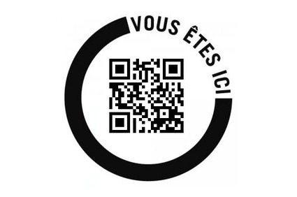 You Are Here : Writing workshops in the city via QRcode | VIM | Scoop.it