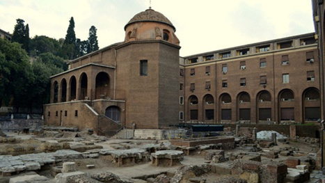 Archaeologists May Have Uncovered the Oldest Roman Temple Ever Found | News we like | Scoop.it