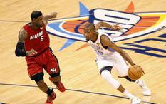 Basket - NBA : James et Durant au-dessus du lot | Sport | Scoop.it