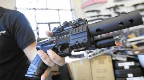 Real or fake? Tragic encounters fuel debate over realistic-looking replica guns - LATimes.com | BGA Tactical Systems | Scoop.it