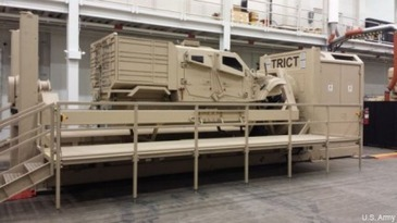 Army builds an immersive simulator for armored vehicles – and builds it fast - Defense Systems   advanced technologies   Scoop.it