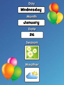 Special Needs Apps From November >> Teaching Learners With Multiple Special Needs Calendar And Advanced