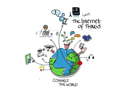 Internet of Everything IOE - 4 Ways It Can Change How We Learn | ele@rning | Scoop.it