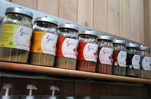 GAIA : La couleur végétale   Beauté Durable   Scoop.it