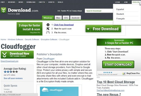 Cloudfogger | ICT Security Tools | Scoop.it